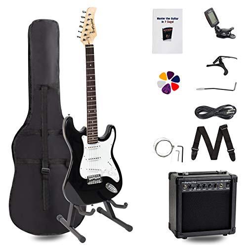 les meilleurs guitare electrique avis un comparatif 2021 - le meilleur du Monde