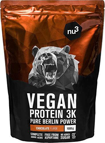 les meilleurs proteine vegan avis un comparatif 2021 - le meilleur du Monde