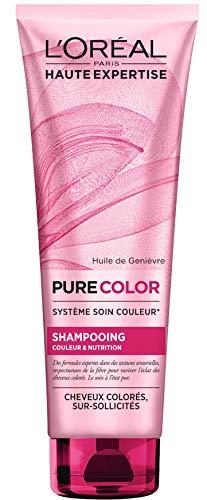 les meilleurs shampoing cheveux colorés avis un comparatif 2021 - le meilleur du Monde